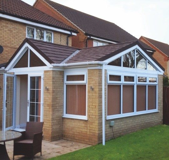 tiled conservatory roof Glasgow