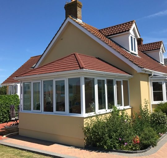 conservatory roof replacement Scotland