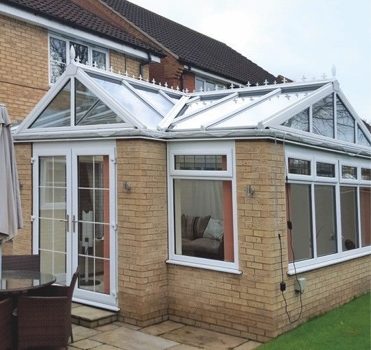 tiled conservatory roof Scotland